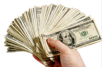Selling structured settlement for cash